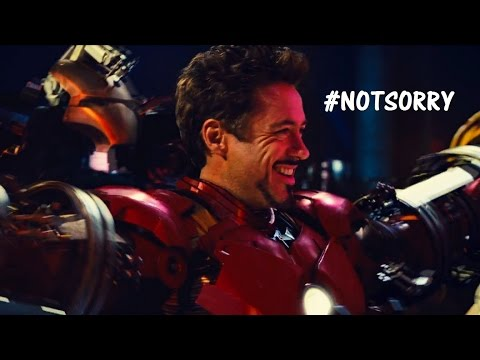 ►Tony Stark | I'm so sorry [sassy edition]