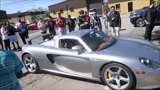Школьник с девушкой на авто за $1,000,000
