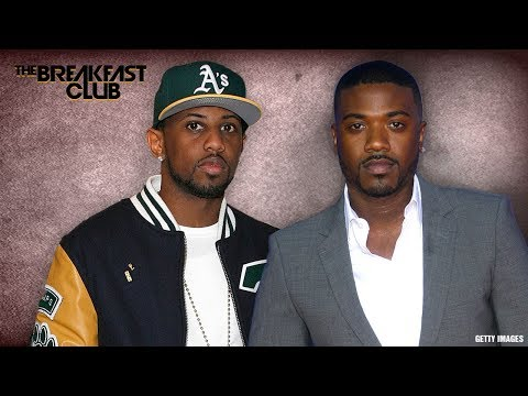 Ray J's First Call In To The Breakfast Club (2011)