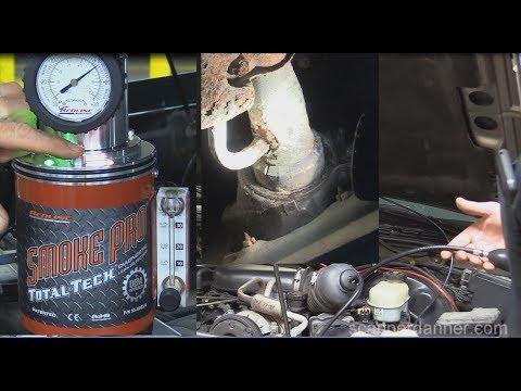 REDLINE Smoke Pro, EVAP and Intake Leak Testing + Unboxing