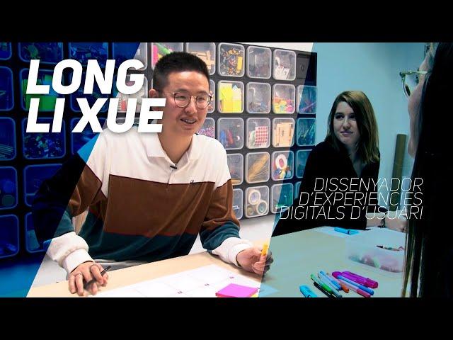 El Long fa de dissenyador d'experiències digitals