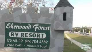 CampgroundViews.com - Sherwood Forest RV Park Palm Harbor Florida FL