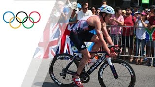 Jonathan Brownlee: My Rio Highlights
