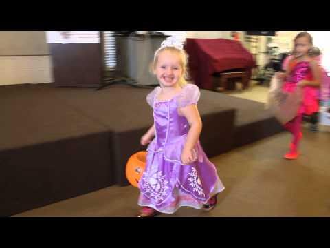 10/30/13 Preschool Halloween Parade at Heathrow Christian Academy