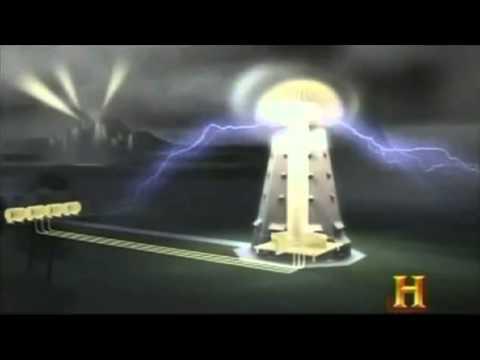 Wardenclyffe Tower Nikola Tesla Magnifying Transmitter Patent #1119732 11/5/1901 - Niagara Falls