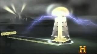 Wardenclyffe Tower Nikola Tesla Magnifying Transmitter Patent #1119732 11/5/1901 Niagara Falls
