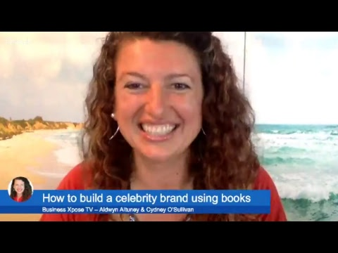 How to build a celebrity brand using books - Business Xpose TV