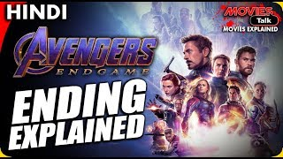 AVENGERS ENDGAME : Ending Explained In Hindi