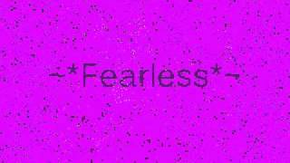 Taylor Swift~ Fearless (acoustic version with lyrics on screen)