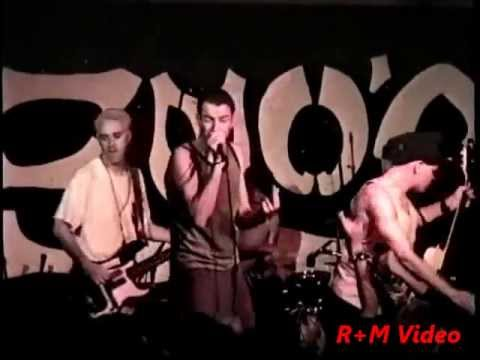 Vandals - Anarchy Burger- Live 1995