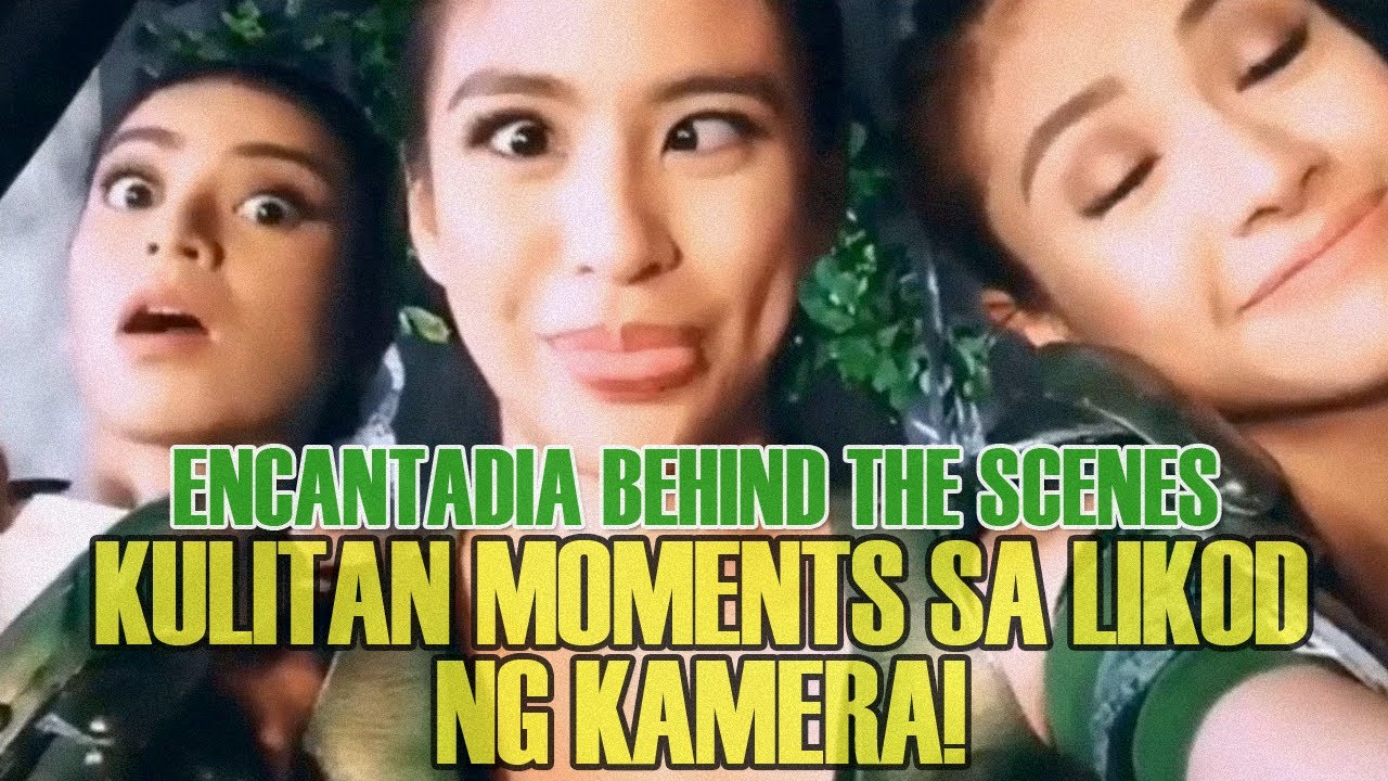 Throwback: Encantadia 2016 BTS and Funny Bloopers | Kapuso Archives