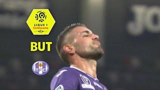 But Andy DELORT (78' pen) / Toulouse FC - AS Monaco (3-3)  / 2017-18