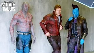 Guardians of the Galaxy Vol.2 | The family re-unites to save the galaxy..again
