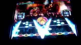 Guitar Hero 3  Raining Blood pro face-off xbox live  271k