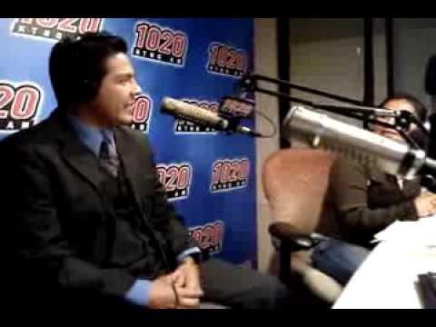 Entrevista En La Radio 1020; Los Ángeles, CA.