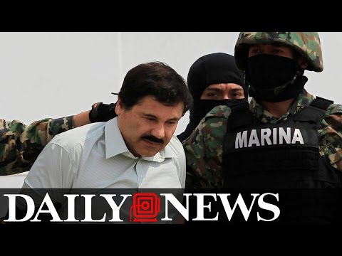 'El Chapo' Judge Gunned Down In Front Of His House In Mexico