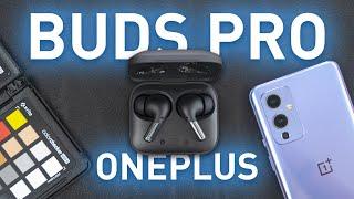 Oneplus Buds Pro: BUENOS, BONITOS y ... ¿BARATOS?