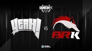 [R6 PRO LEAGUE] Season 7 Latam - BRK E-Sports vs Yeah! Gaming - Rainbow Six Siege