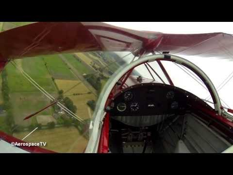 Sky Unlimited PH PEP Onboard Footage   Teuge Wings Wheels and Goggles 2013