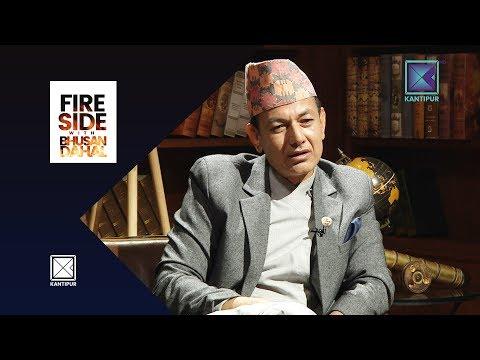 Nawaraj Silwal (MP, CPN UML) - Fireside   30 April 2018