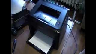 Обнуление принтера Samsung ML1640.(Всем привет! В этом видео мы покажем, как с помощью нехитрых манипуляций легко обнулить принтер Samsung ML1640...., 2013-09-16T12:39:15.000Z)
