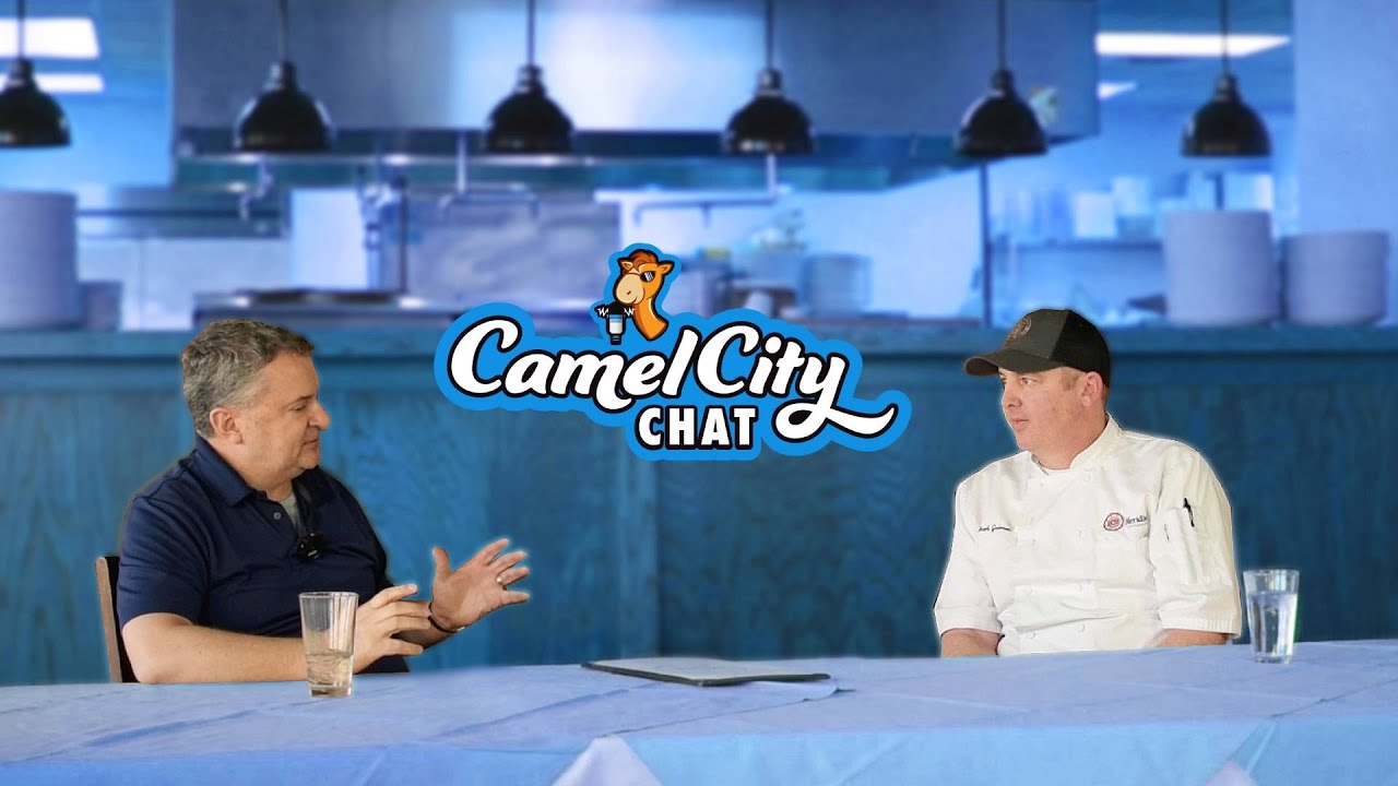 Camel City Chat Episode 31 with Mark Grohman