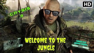 Crysis 3 Gameplay Walkthrough Mission 2: Welcome to the Jungle