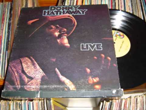 donny hathaway - the ghetto (live)