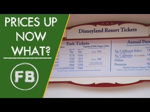 Disneyland raises prices again | What does the announcement MEAN?