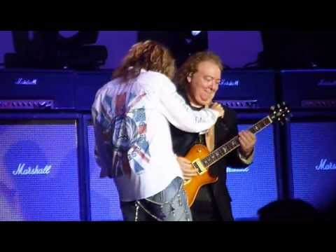WHITESNAKE w. special guest BERNIE MARSDEN - Fool For Your Loving & Here I Go Again