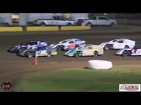 Ocean Speedway August 23rd, 2019 IMCA Dirt Modifieds Highlights