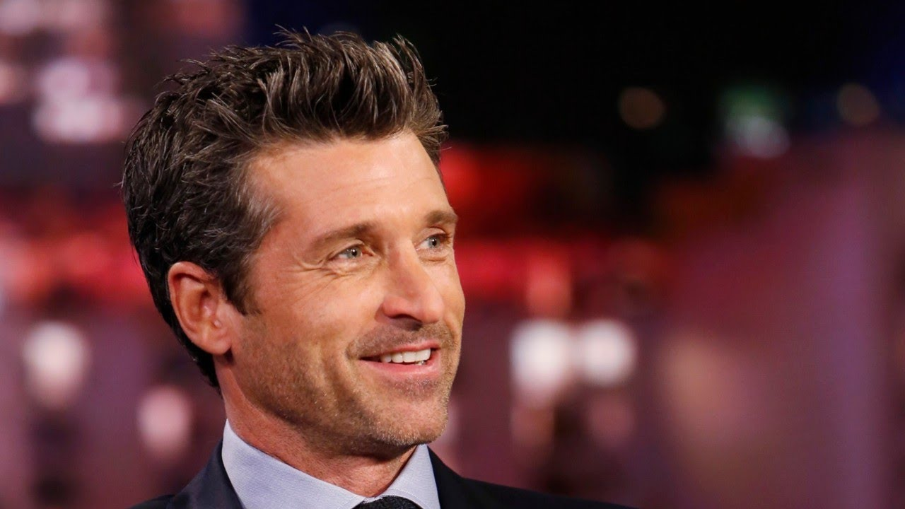 Patrick Dempsey Stars In New Show The Truth About The Harry Quebert Affair