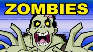 ZOMBIES ZOMBIES ZOMBIES!!