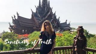 THAILAND | Sanctuary of Truth Pattaya - Sanktuarium Prawdy [HD]