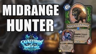 Hearthstone: HUNTER QUE ALCANÇOU TOP 1 LEGEND ( Caçador )