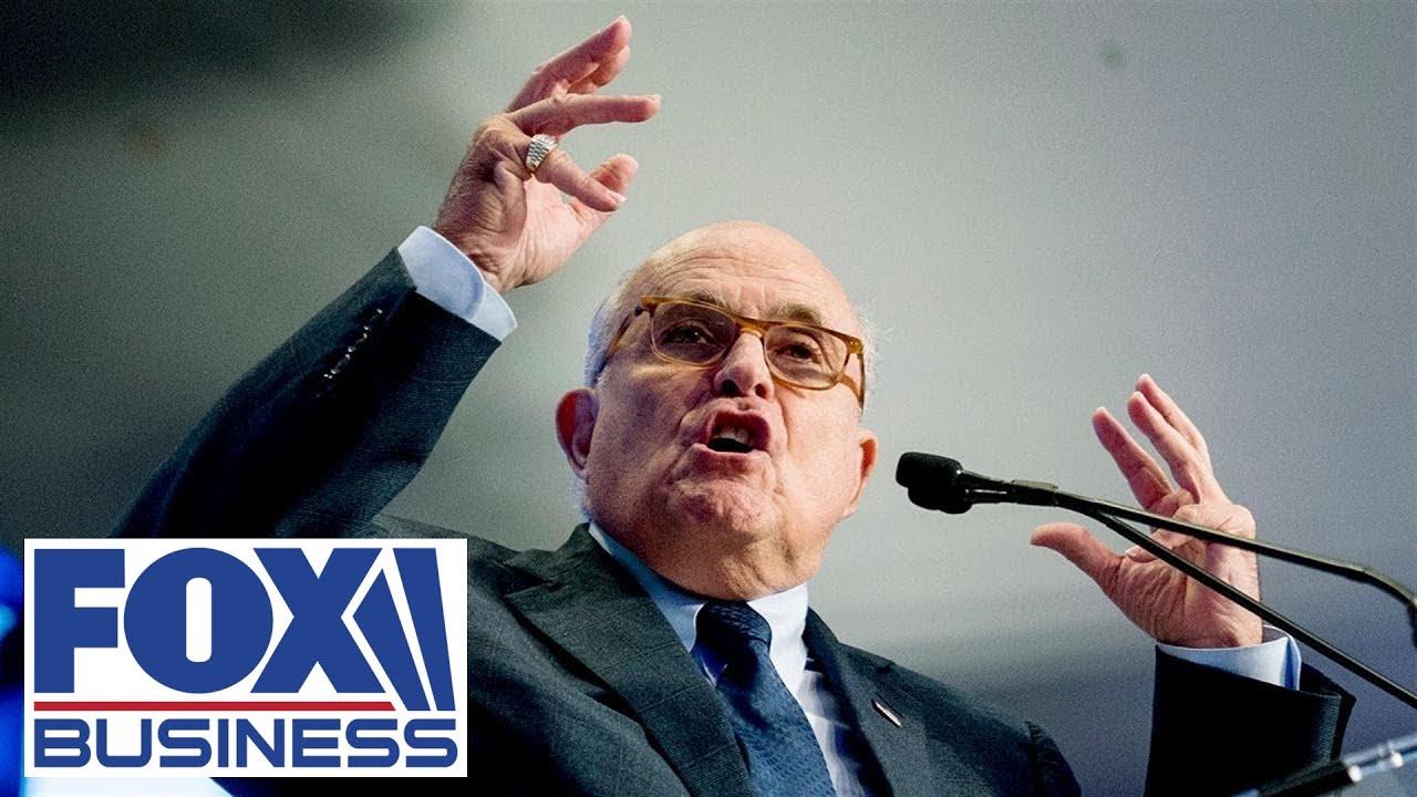 Giuliani 'really impressed' with handling of coronavirus