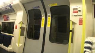 【ロンドン地下鉄】ノーザン線1995形 ロンドン・ブリッジ駅~チャーリークロス駅