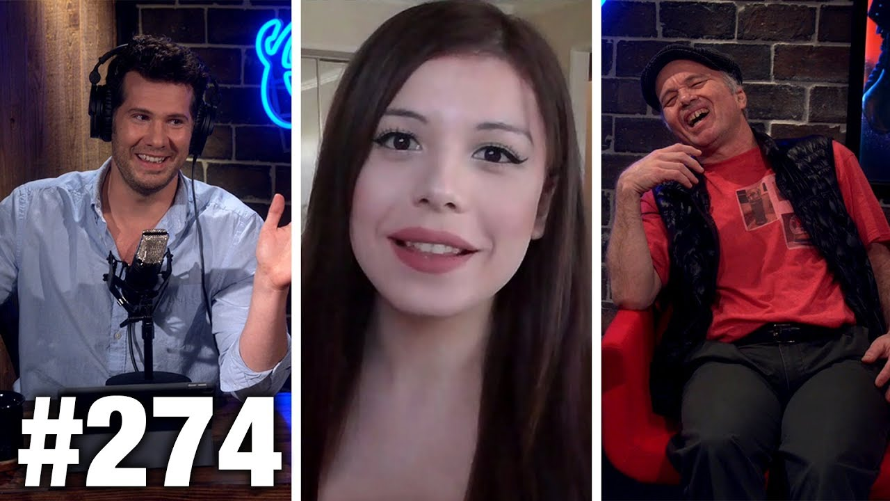 #274 DID ROY MOORE DOOM THE GOP?? Clint Howard and Blaire White Guest | Louder With Crowder