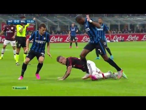 Stagione 2015/2016 - Inter vs. Milan (1:0)