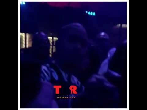 Nas And Nicki Minaj Dance To Mr Eazi 's ' Skin Tight' At NBA After   Party