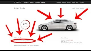 My Tesla Model S 100D is in Production!!!!! & Tesla News!