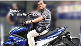 Review Yamaha Aerox155 | NVX 155
