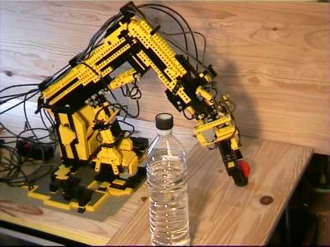 ROBOT ARM LEGO - YouTube