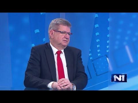 Mirando Mrsić u N1 Studiju uživo o interpelaciji i Zakonu o privatizaciji Ine