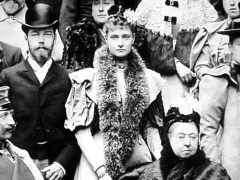 Последние из царей Николай II и Александра.Федоровна.