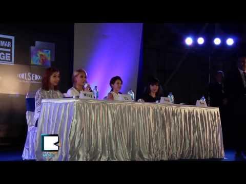 မနက္ျဖန္ အျပတ္ကဲမယ့္ 2NE1 ဂီတပြဲ ပရိသတ္ေတြ ဓာတ္ပံု၊ ဗီဒီယို ႐ိုက္ခြင့္မရွိ