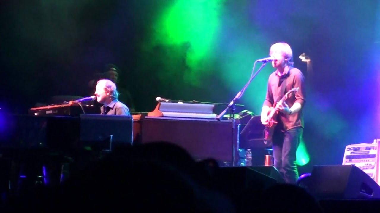 Phish Telluride Co Bouncing Around The Room Youtube
