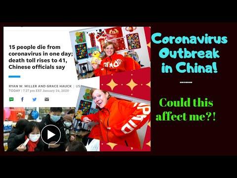 Coronavirus Outbreak in China   ESL Teachers