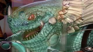 lizardman will be revealed for soul calibur 6 at tokyo game show 2018 on september 21st at 11pm est