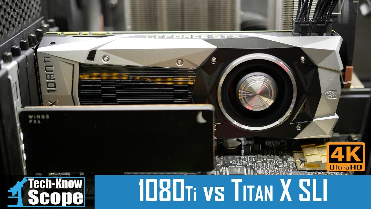 ️ The GTX 1080 Ti vs Titan X SLI | Benchmark Results - YouTube